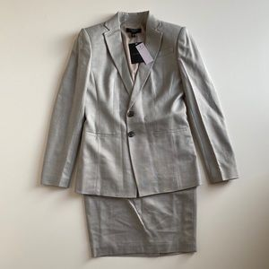 Ann Taylor skirt and blazer suit set